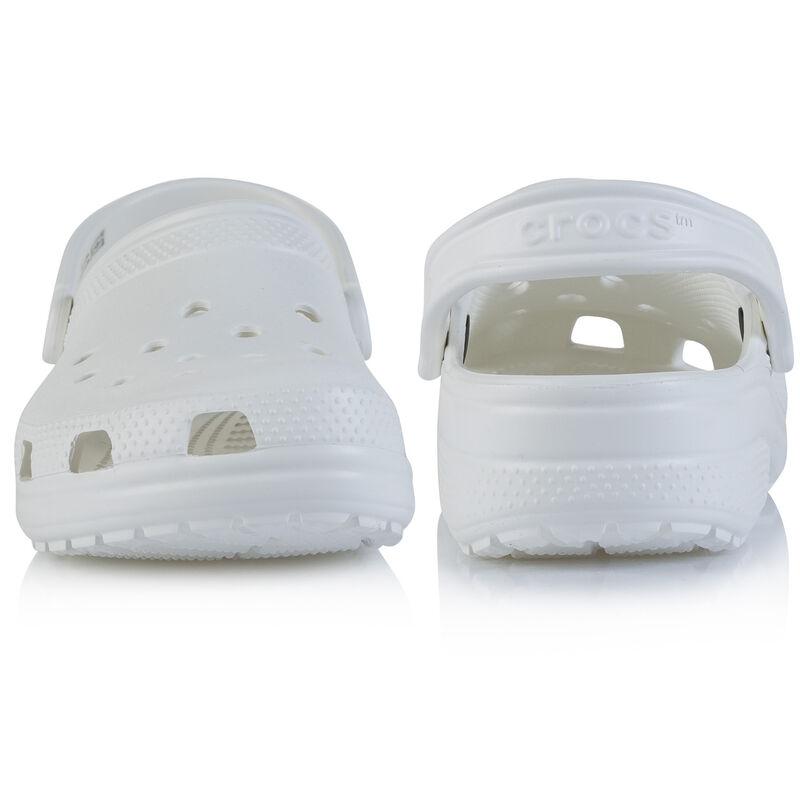 Crocs Men's Classic Sandal -  white-white