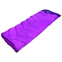 K-Way Approach Sleeping Bag -  berry-grape