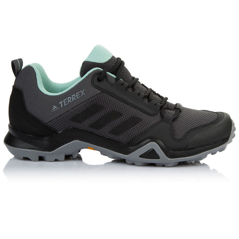 Adidas Women's AX3 Shoe -  grey-mint