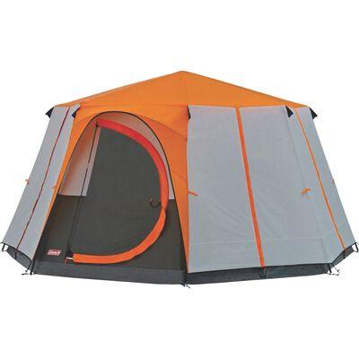 Coleman® Tent Cortes Octagon 8 Orange Tent