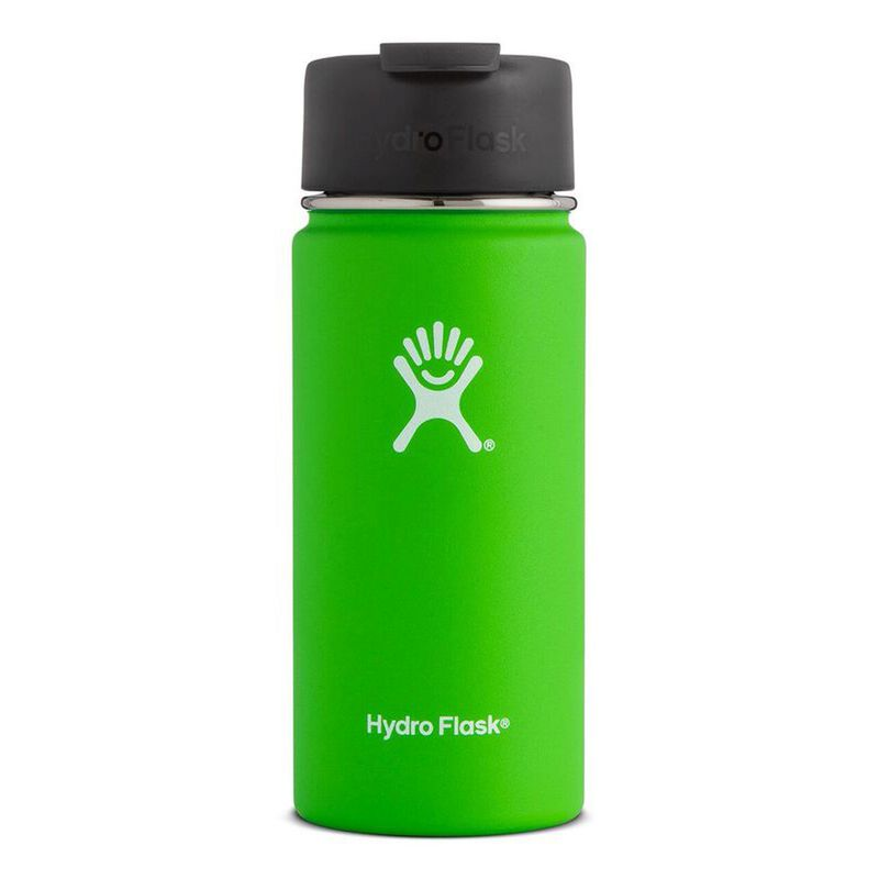 Hydroflask 473ml Wide Mouth Coffee Mug -  green