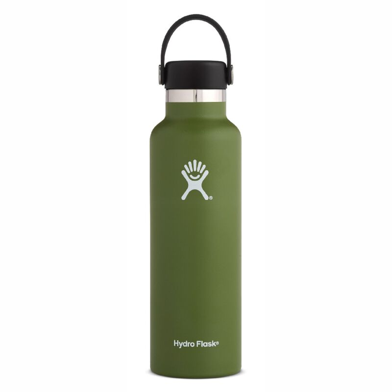 Hydro Flask 621 ml Standard Mouth -  olive