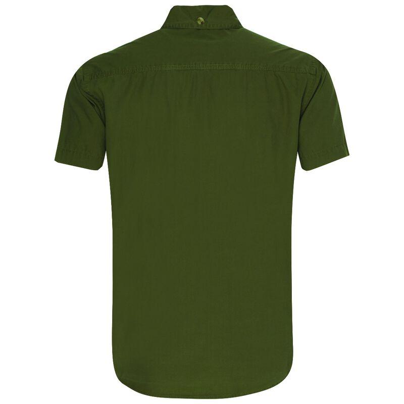 CU & Co Men's Pete Shirt -  olive