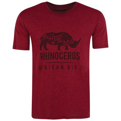 K-Way Men's Tourist Rhino S19.1 T-Shirt