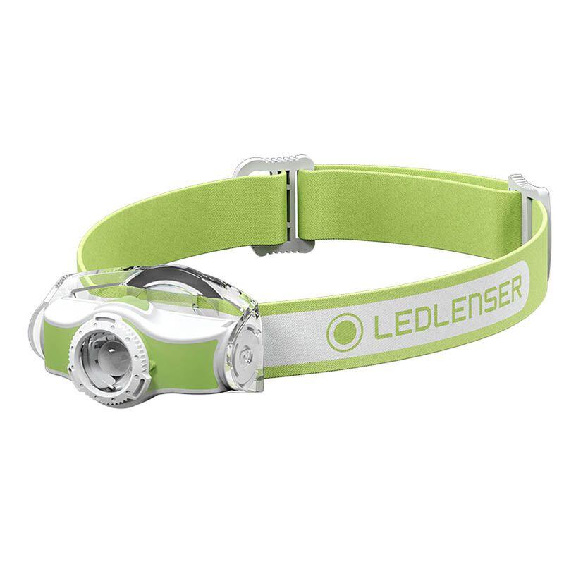 Ledlenser MH5 Rechargeable Headlamp  -  green