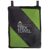 K-Way Towel XXL -  lime