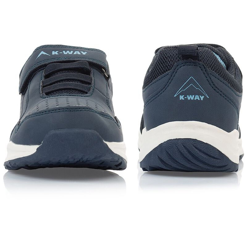K-Way Kids' Tracer Shoe -  navy-blue