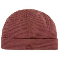 K-Way Chill Ribbed Beanie -  oxblood
