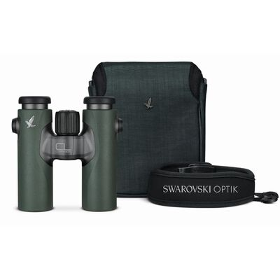 Swarovski CL Companion 8x30 Binoculars with Wild Nature Accessories Package