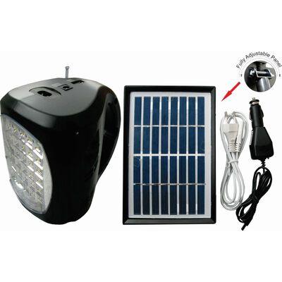 Ultratec Lil' Bud Solar Lantern with Solar Panel