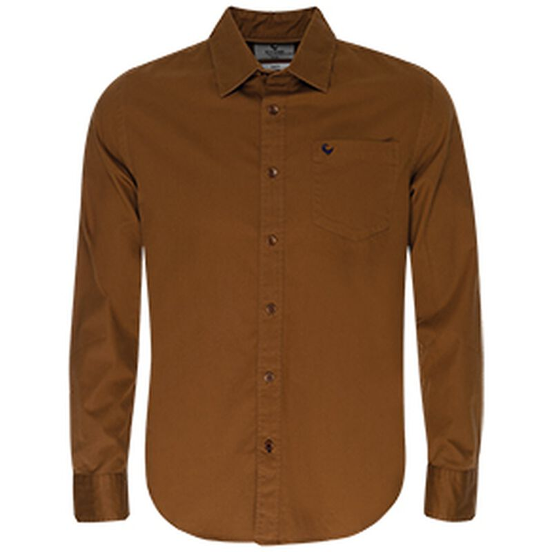 Old Khaki Men's Milano Shirt  -  ochre