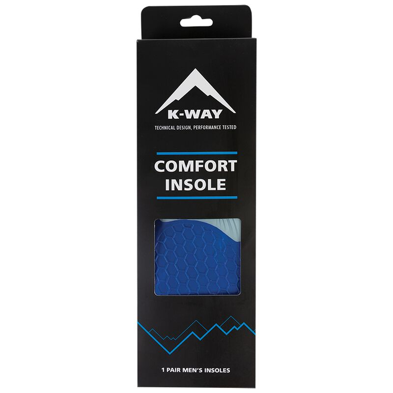 K-Way Men's Comfort Insole -  nocolour