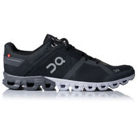 ON Men's Cloudflow 2.0 Shoe -  black-white