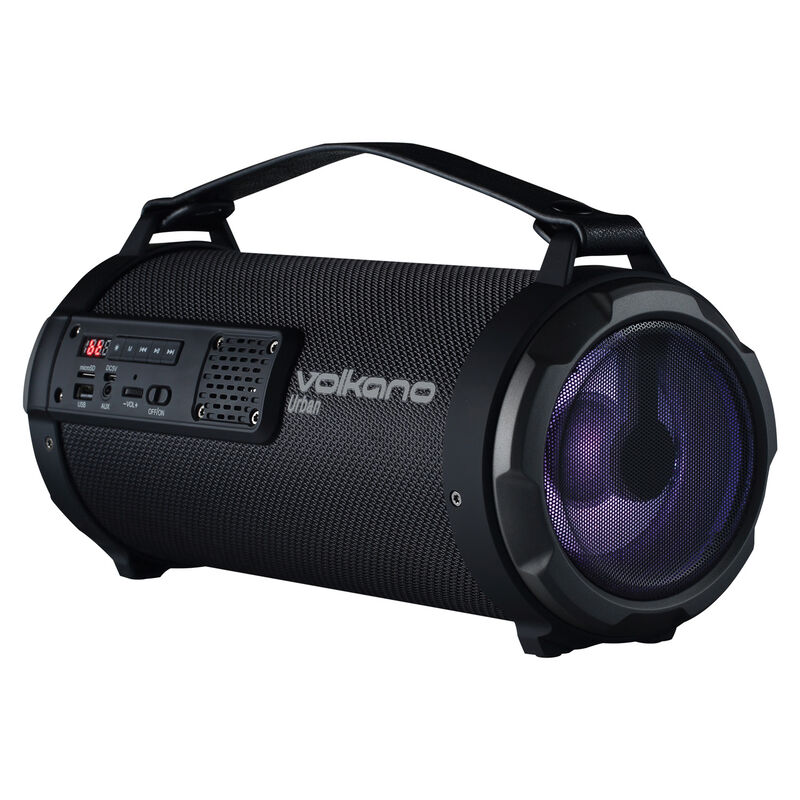 Volkano Urban Bluetooth Speaker -  black