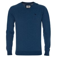 Old Khaki Men's Rustin Pullover  -  blue