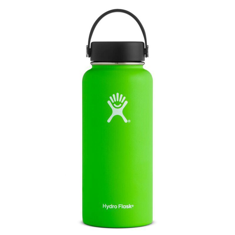 Hydroflask 946ml Wide Mouth Flask -  green