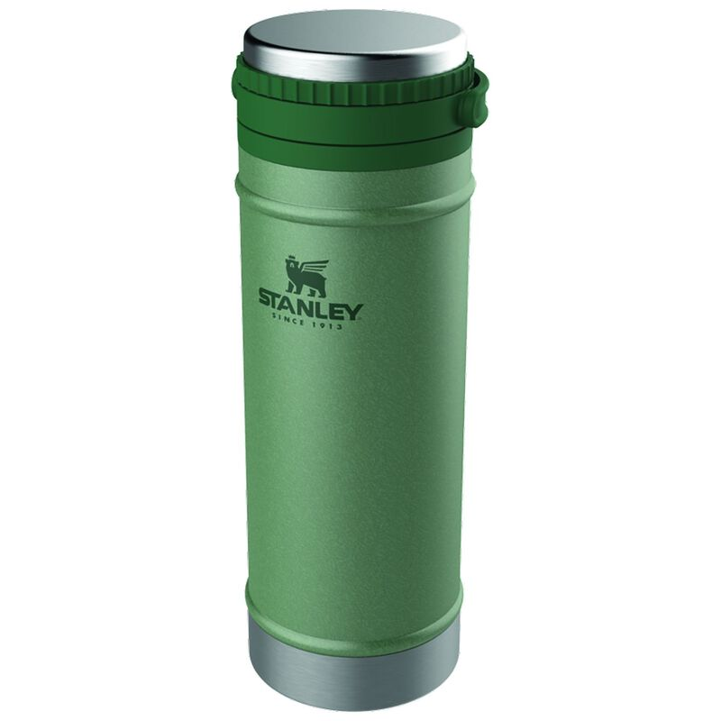 Stanley 0.47L Classic Vacuum Travel Press -  green