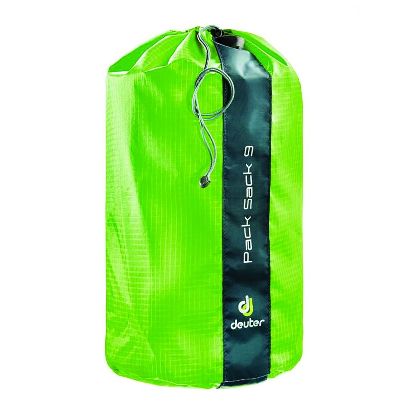 Deuter Pack Sack 9 -  green-charcoal