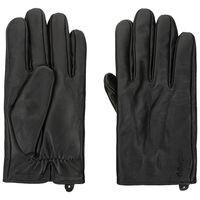 Arthur Jack Men's Richard Leather Glove -  black
