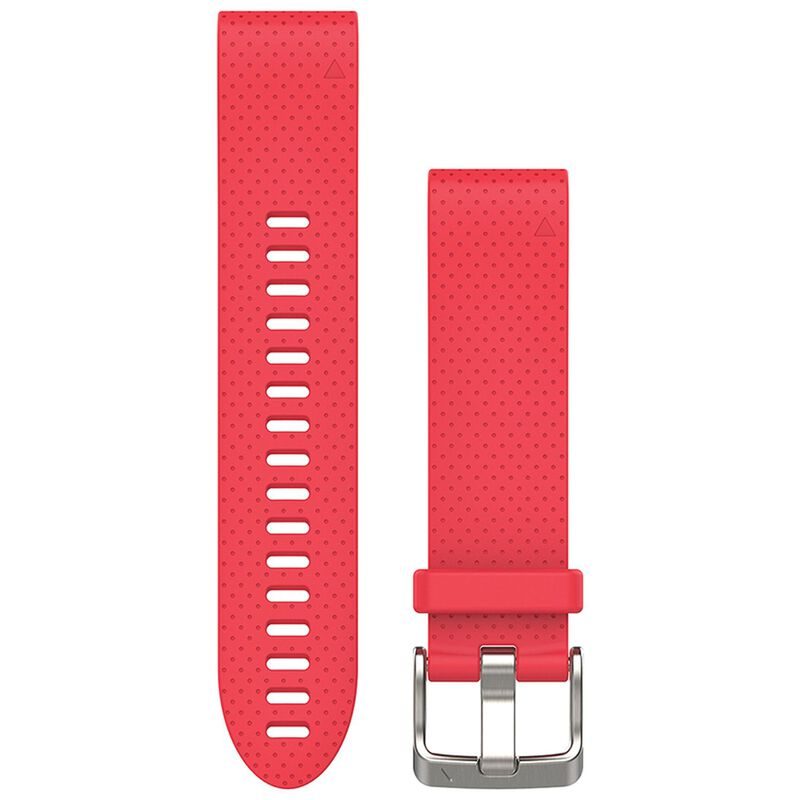 Garmin Quickfit 20mm Silicone Band -  pink