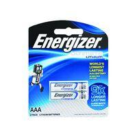Energizer Lithium e2 AAA Batteries -  nocolour
