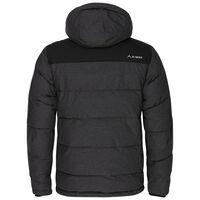K-Way Men's Blizzard Ski Jacket -  black-graphite