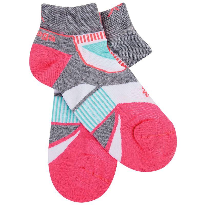 Balega Women's Enduro No Show Sock -  grey-watermelon