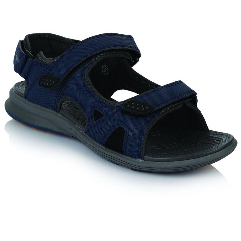 K-Way Men's Gravity Sandal -  blue-grey