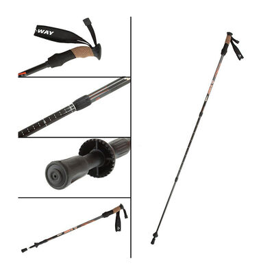 K-Way Expedition Series Aconcagua Ultra Carbon Trekking Pole