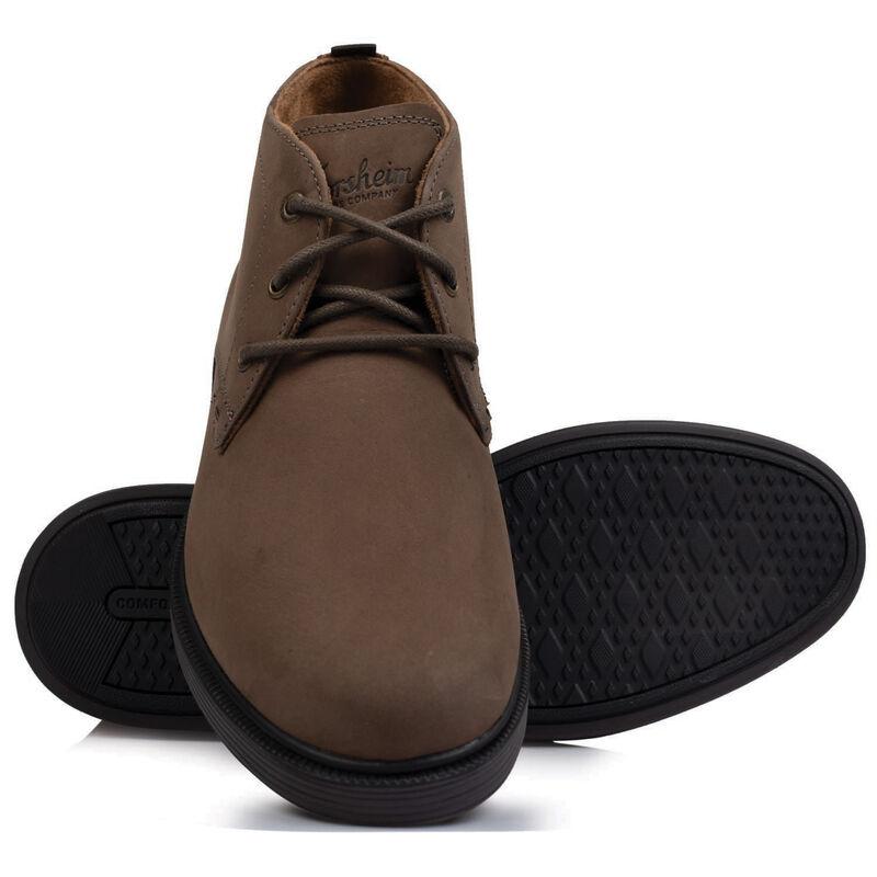 Florsheim Men's Supacush Chukka Boot -  khaki