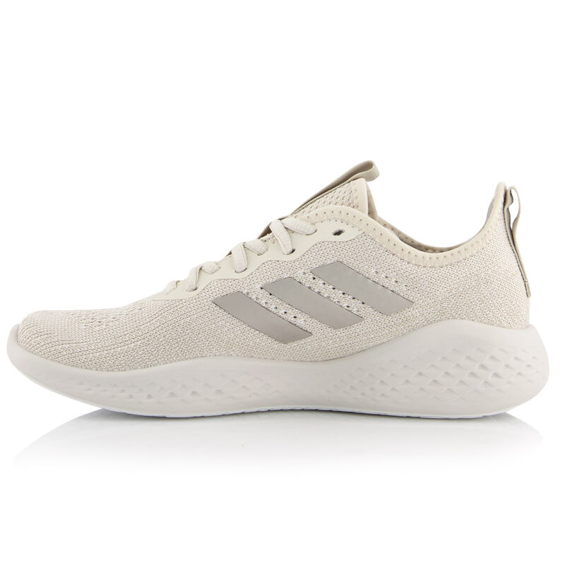 Adidas Women's Fluidflow Sneakers -  cream-silver
