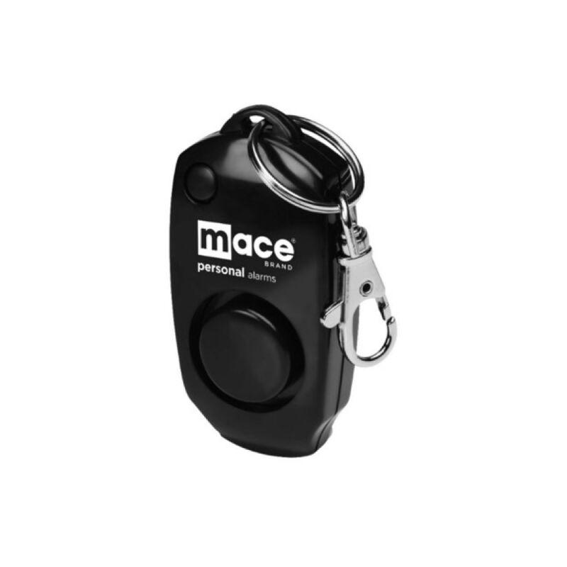 Mace Personal Alarm Keychain -  black