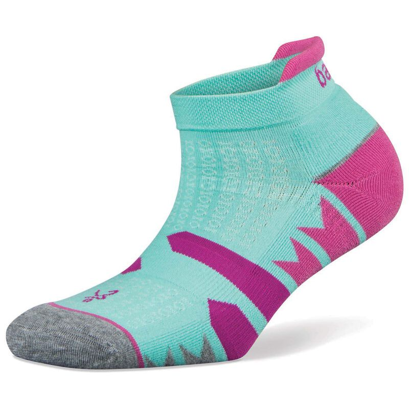Balega Women's Enduro No Show -  aqua-grey