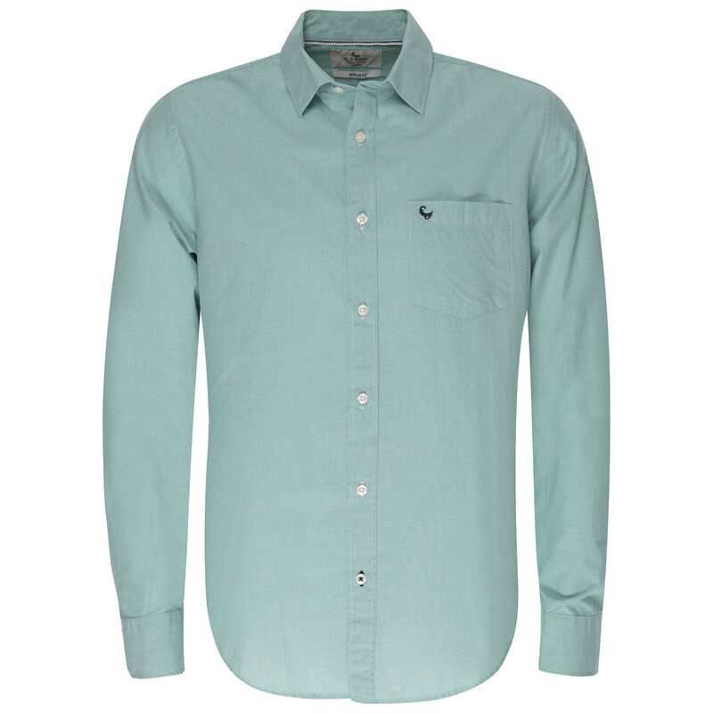 Old Khaki Men's Barry Shirt -  teal