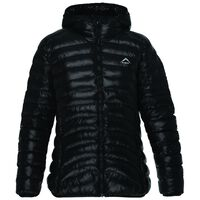 K-Way Women's Raven Eco Padded Jacket -  black