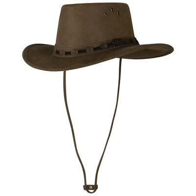 Cape Union Sullivan Leather Hat