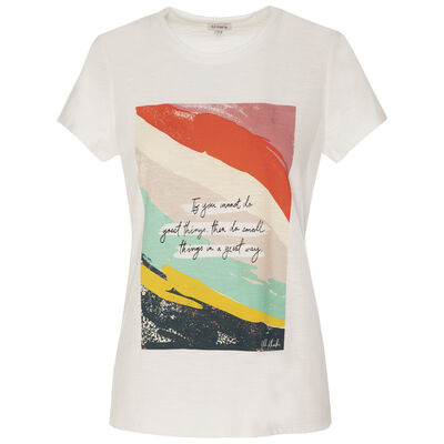 Hestie Women's Printed T-Shirt