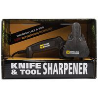 Worksharp Electric Knife Tool Sharpener -  black