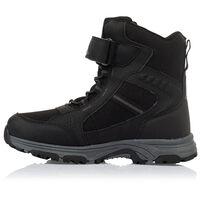 K-Way Kids' Glacier Boot -  black-black