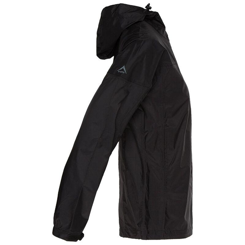 K-Way Women's Cloudburst Jacket -  black