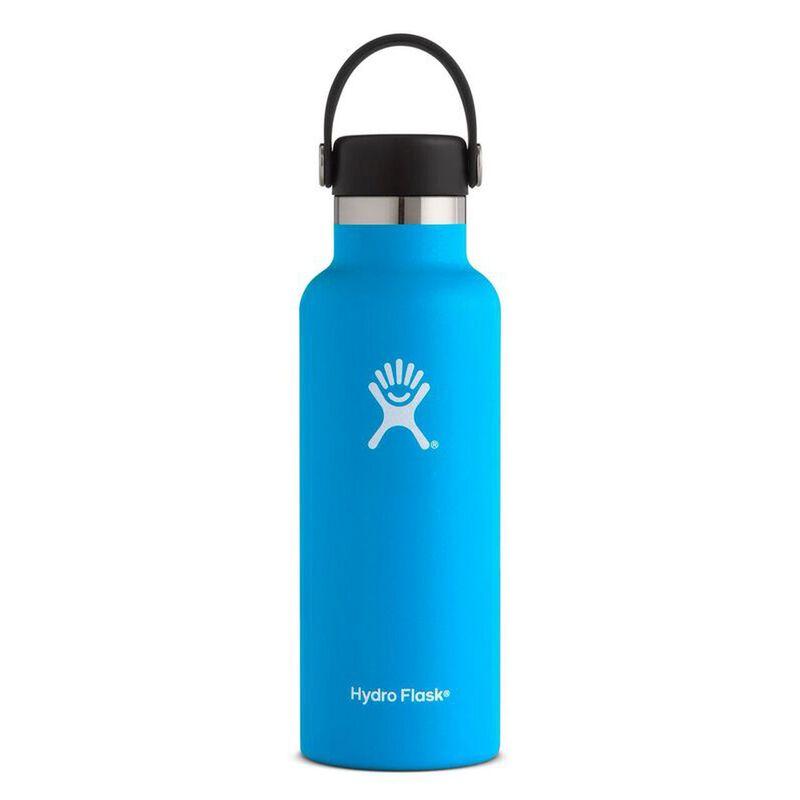 Hydroflask 532ml Standard Mouth Flask -  lightblue