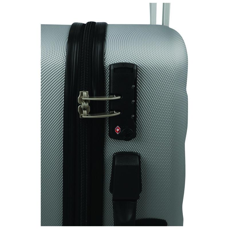 K-Way Spinner 2 Small Luggage Bag -  grey