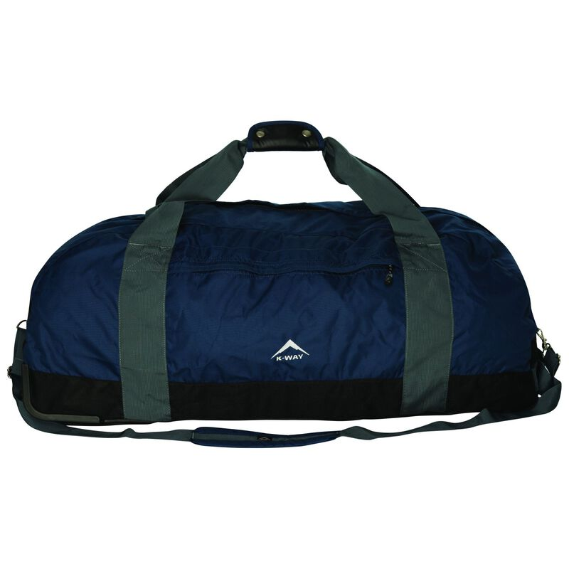 K-Way Evo Wheely Large -  navy-navy
