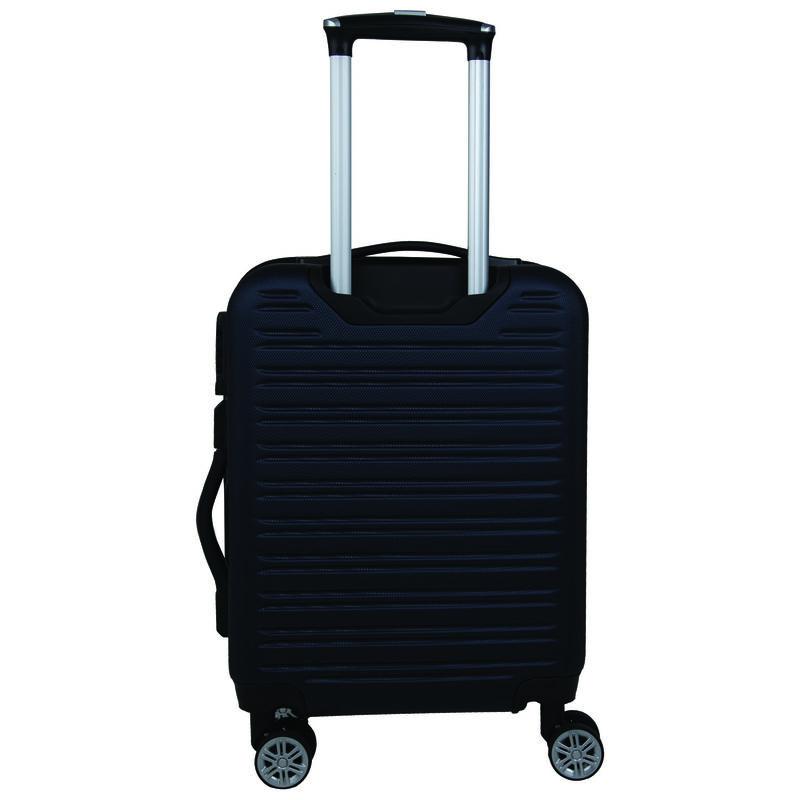 K-Way Journey 36L Luggage Bag -  navy-navy