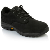 K-Way Men's Montana Shoe -  black-black