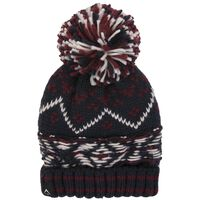 K-Way Kali Beanie -  navy-burgundy