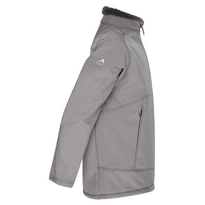 K-Way Youth Grizzly 3-ply Sherpa Softshell Jacket