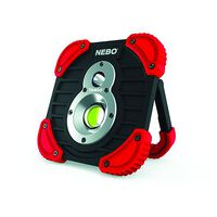 Nebo Tango Rechargeable Lantern -  red