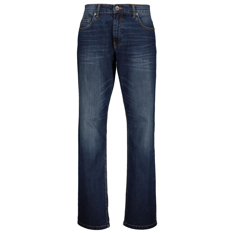 Jordy Men's Regular Straight Denim -  midblue