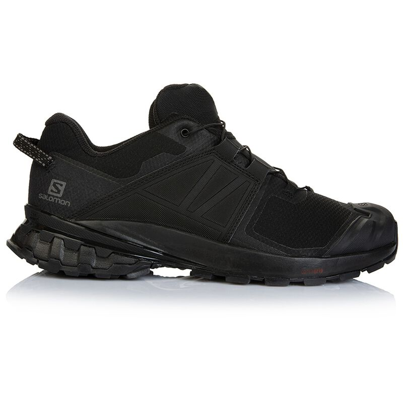 Salomon Men's XA Wild Shoes -  black-black